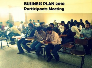 Business Plan Meeting